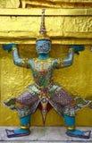 Garuda, Wat Phra Kaew Fotos de Stock Royalty Free