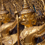 Garuda Wat Phra Kaew Стоковые Фотографии RF