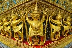 Garuda in Wat Phra Kaew, Bangkok, Thailand Royalty-vrije Stock Afbeelding