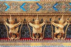 Garuda Wat Phra Kaew Bangkok Thailand Royalty Free Stock Photos