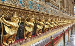 Garuda in Wat Phra Kaew Royalty Free Stock Images