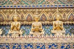 Garuda in Wat Phra Kaew Stock Image