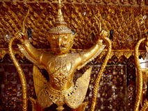 Garuda in Wat Phra Kaew Stock Photos