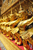 Garuda in Wat Phra Kaew Grand Palace of Thailand t Royalty Free Stock Images
