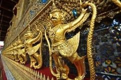 Garuda in Wat Phra Kaew Grand Palace of Thailand Stock Image