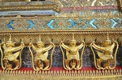 Garuda in Wat Phra Kaew Grand Palace of Thailand Royalty Free Stock Image