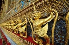 Garuda in Wat Phra Kaew Grand Palace of Thailand Royalty Free Stock Photos