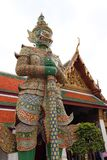 Garuda in Wat Phra Kaew, Temple of the Emerald Buddha, Grand Palace, Royalty Free Stock Photos