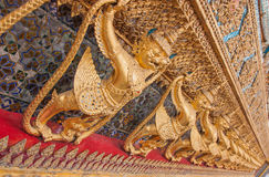 Garuda in Wat Phra Kaew Stock Photography