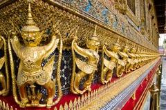 Garuda in Wat Phra Kaew, Thailand Royalty-vrije Stock Afbeelding