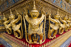 Garuda in Wat Phra Kaew, Thailand Stock Photo