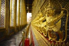 Garuda in Wat Prakaew Royalty Free Stock Photo