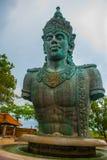 Garuda Wisnu Kencana Cultural Park, huge sculpture of Vishnu Statue. Bali. Indonesia. Stock Photo