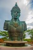 Garuda Wisnu Kencana Cultural Park, huge sculpture of Vishnu Statue. Bali. Indonesia. Stock Photography