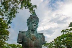 Garuda Wisnu Kencana Cultural Park, huge sculpture of Vishnu Statue. Bali. Indonesia. Royalty Free Stock Images