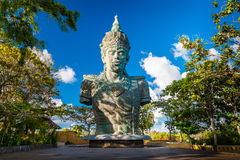 Garuda Wisnu Kencana Cultural Park. On the tropical island, Bali Indonesia Royalty Free Stock Image