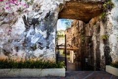 Garuda Wisnu Kencana Cultural Park Stock Photo