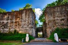 Garuda Wisnu Kencana Cultural Park Royalty Free Stock Photos