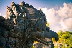 Garuda Wisnu Kencana kultureller Park Stockbild