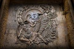 Garuda Wisnu Kencana kultureller Park Lizenzfreies Stockfoto