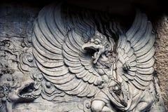 Garuda Wisnu Kencana kultureller Park Lizenzfreies Stockbild
