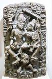Garudadhari Lord Vishnu Idol India fotografia de stock royalty free