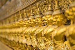 Garudas in Wat Phra Kaew. Grand Palace Stock Photo