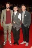 Gary Barlow, Howard Donald, Mark Owen Stock Photography