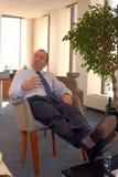 Gary Bettman Commissioner of the NHL Stock Photos