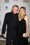 Gary Busey. LOS ANGELES - FEB 26:  Gary Busey arrives at the Night of a 100 Stars Oscar Viewing Party at the Beverly Hills Hotel on February 26, 2012 in Beverly Stock Photo