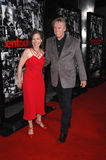 Gary Busey. & date at the season premiere of Entourage at the Cinerama Dome, Hollywood. April 6, 2007  Los Angeles, CA Picture: Paul Smith / Featureflash Royalty Free Stock Image