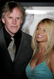 Gary Busey and Donna D`Errico Royalty Free Stock Image