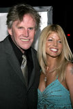 Gary Busey and Donna D`Errico Royalty Free Stock Photography