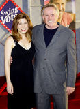 Gary Busey. At the Los Angeles premiere of 'Swing Vote' held at the El Capitan Theater in Hollywood on July 24, 2008 Stock Image