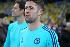 Gary Cahill of FC Chelsea Stock Photography
