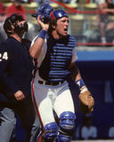 Gary Carter Montreal Expos Royalty Free Stock Images