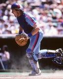 Gary Carter Montreal Expos Stock Images