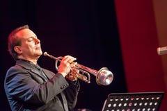 Gary Guthman at Kaunas Jazz 2015 Stock Photo