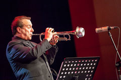 Gary Guthman at Kaunas Jazz 2015 Stock Image