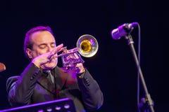 Gary Guthman at Kaunas Jazz 2015 Stock Images