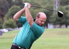 Gary Lockerbie, Vivendi golf cup, sept 2010 Stock Photography