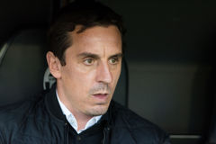 Gary Neville Photo stock