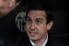 Gary Neville Stock Images