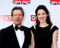 Gary Oldman Royalty Free Stock Photo