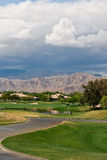 Gary Player Golf Course, Palm Springs Royalty Free Stock Image