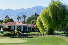 Gary Player Golf Course, Rancho Mirage royalty free stock photos