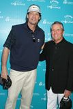 Gary Player, Kevin Sorbo Stock Images