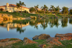 Gary Player Signature Golf Course Stock Images