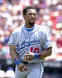 Gary Sheffield, Los Angeles Dodgers Royalty Free Stock Images