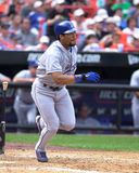 Gary Sheffield, Los Angeles Dodgers Royalty Free Stock Image
